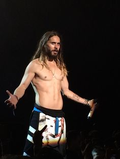 Oh, Jared. Why do you torture me with your extreme hotness?
