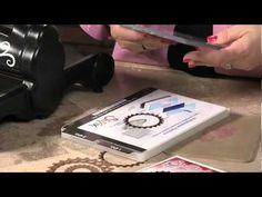 Using Spellbinders Dies in Sizzix Big Shot Machine