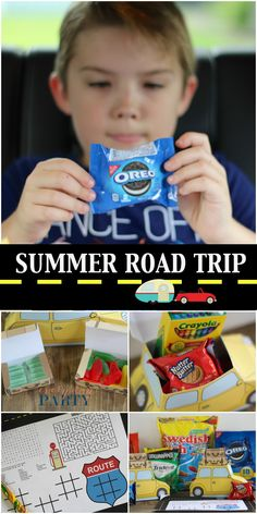 Summer Road Trip - Everyday Party Magazine