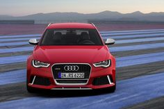 Audi's New RS6 Avant Brings the Thunder with 552HP and 190MPH – 305km/h [23 Photos] - Carscoop