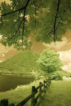 Mt. Haruna .