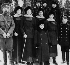 Obsessed with the Romanovs since I was 12.