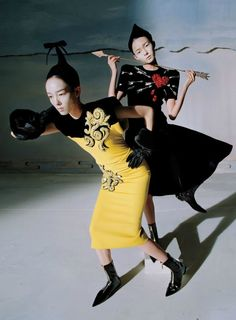 Tim Walker for Vogue China December 2014