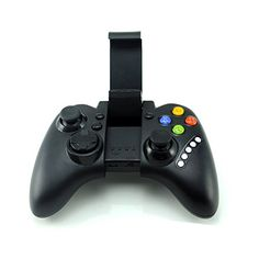Electronic Bluetooth Wireless Game Controller for Android Samsung Galaxy Note 3 S5 HTC Sony Xperia LG and iOS iPhone 6 5S 5C 5 iPad 5 4 iPod Tab PC