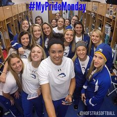 """Who runs your locker room when you're not around? Mondays, Locker, Softball, Pride, Student, Running, Learning, Twitter, Room"