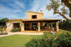 Villa de vacaciones en Pollensa, Islas Baleares, España. 4 Dormitorios + 4 Baños + 8 Plazas > http://ow.ly/lQ6HW #AlwaysOnVacation
