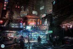 Cyberpunk101 - Timeline Photos