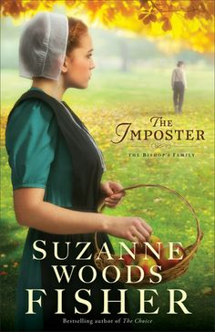 The Imposter written by Suzanne Woods Fisher is book one in The Bishop's Family series. This is story of Katrina Stilzfus and her family following the accident that took her mother's li…