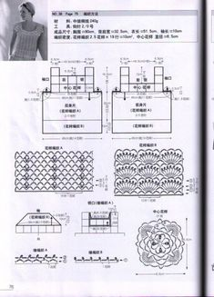 Here is a really cute top pattern I found here...  http://www.liveinternet.ru/users/lya_bella/post128335383/   I know it's in chinese but t...