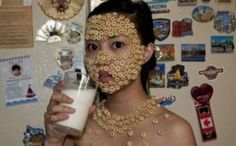 This Miss Cereal 2005 contestant. | 28 Photos That Will Make You More Confused Than You Have Ever Been Before