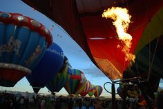 ALBUQUERQUE (KRQE) - Listed are events for the 2014 Albuquerque International Balloon Fiesta. Balloon events depend upon weather conditions so they are subject to change. Daily events begin with Dawn Patrol which helps the pilots determine winds aloft conditions. During Mass Ascension hundreds of balloons will launch from Balloon Fiesta Park in two waves that can last up to two hours.…
