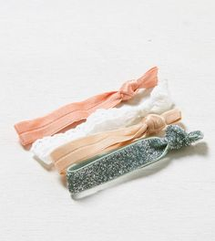 Hair Tie Set Color: Multi - Cost: $9.50 ae.com