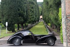 1938 Bugatti Type 57SC Atlantic-not the kind I'd wanna wake up in...