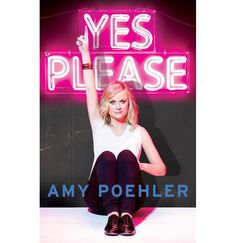Amy Poehler has a new book coming out, hilarity ensues
