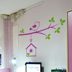 1000 images about murales on pinterest wall decals - Decoracion infantil para paredes ...