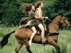 Braveheart I found this woman brave. To love, to dare, to take that chance...Mirren