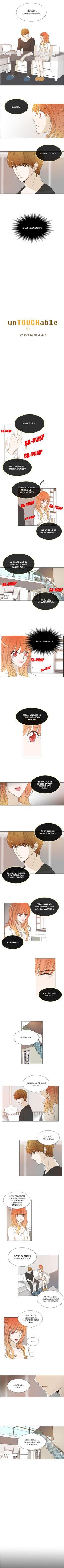 unTOUCHable Capítulo 107 página 2 - Leer Manga en Español gratis en…
