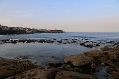 Bogey Hole rock pool, Bronte Beach, Sydney, New South Wales