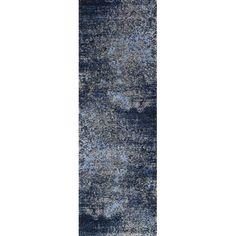 Loloi Rugs Viera Gray/Navy Area Rug | AllModern