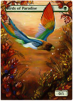 birds of paradise alter. this is very beautiful!! id buy it
