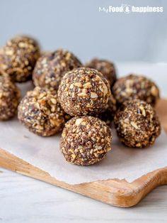 Easy Protein energy balls bites