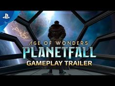 📌 Age of Wonders: Planetfall game). A turn-based strategy video game by Paradox Interactive. Developed by Triumph Studios, Paradox Interactive, Age of Wonders. Turn Based Strategy, Vr Games, Video Games, Gaming Rules, Building An Empire, Tv Commercials, Xbox One, Board Games, Games