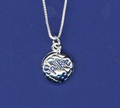 Volleyball silver plated chamrs, another unique piece of volleyball jewelry by GymRats Volleyball necklaces, bracelets, and earrings. Volleyball Necklace, Anklets, Jewelry Gifts, Silver Jewelry, Charmed, Pendant Necklace, Earrings, Ear Rings, Stud Earrings
