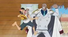 This is one of my favorite moments with Garp