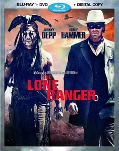 Disney's The Lone Ranger