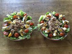 Heerlijk voor een warme zomeravond. Salade Nicoïse