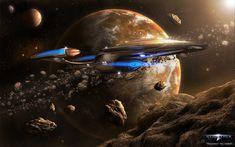 Star Trek Scene Voyages by vnm51 on DeviantArt
