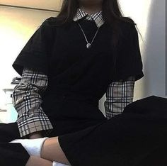 Style Outfits, Edgy Outfits, Korean Outfits, Retro Outfits, Mode Outfits, Grunge Outfits, Cute Casual Outfits, Summer Outfits, Casual Dresses