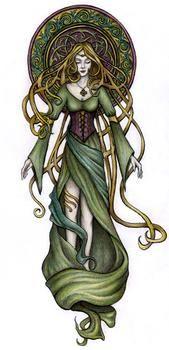goddess brigid art - Google Search