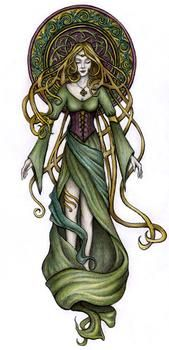 goddess brigid art - Google Search