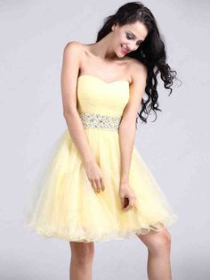 Shop Pickeddresses for affordable wedding dresses, bridesmaid dresses, prom dresses and more occasion gowns online. Dresses Canada Online, Prom Dresses Canada, Gowns Online, Homecoming Dresses, Yellow Wedding Dress, White Bridesmaid Dresses, Nice Dresses, Short Dresses, Formal Dresses