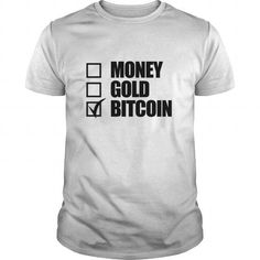 Money Gold Bitcoin Tick Box Logo Design