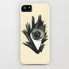 stop, drop and roll iPhone Case by Heather Goodwind - $35.00