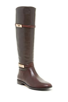 Kyle Leather Boot by Vince Camuto on @HauteLook
