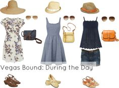 Wardrobe Oxygen: Las Vegas Bound - What to Wear during the day