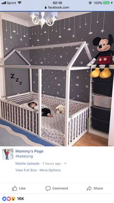 Toddler Beds – Montessori Room – Wine & Mommy Time - All For Decorations