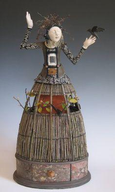 Akira Blount - doll artist