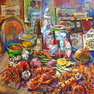 I wish I could eat this painting!