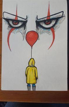 Trendy Ideas For Disney Art Sketches Pencil Tattoos Scary Drawings, Dark Art Drawings, Pencil Art Drawings, Horror Drawing, Horror Art, Arte Horror, Sketchbook Drawings, Art Sketches, Disney Art