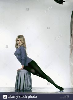 Download this stock image: Brigitte Bardot [Sam Levin / Le Ministère de la Culture] - F4PTPD from Alamy's library of millions of high resolution stock photos, illustrations and vectors.