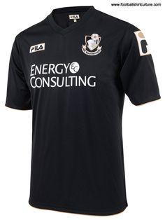AFC Bournemouth 13/14 Fila Away Football Shirt