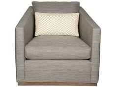 Vanguard Living Room Donovan Chair W212-CH - Vanguard Furniture - Conover, NC