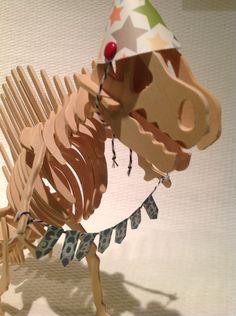 Dinosaur party centerpiece - Custom. $25.00, via Etsy.