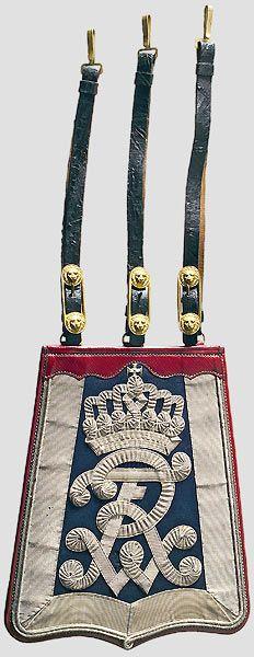 Prusia 8º Húsares Emperador Nicolás II de Rusia (1º de Westfalia)