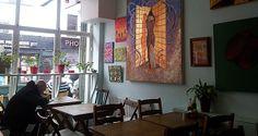 Duck Egg Café, 424 Coldharbour Lane, London, SW9 8LF