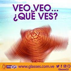 Veo, veo... ¿Qué ves?  #JuegosGlassesG3 #LentesdeSol #Playa #Adivina #VeoVeo